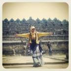 Saya dan Borobudur