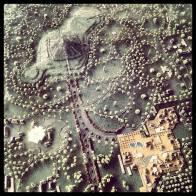 Miniatur Komplek Candi Borobudur